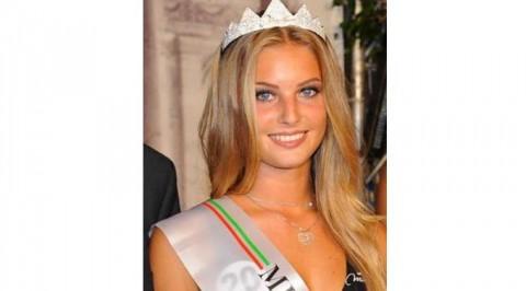 Cecilia Anfossi Miss Liguria finale Miss Italia