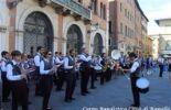 Corpo Bandistico Rapallo a Lucca fotografie