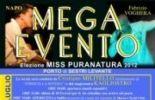 Elezione Miss Puranatura 2012 Sestri Levante