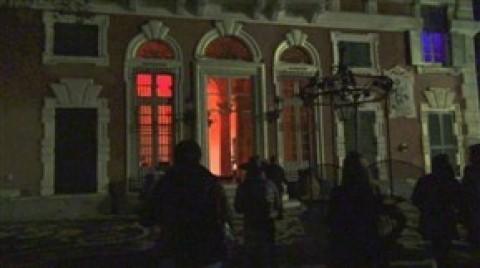Evento di Halloween a Villa Durazzo le foto