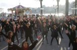 Flash Mob a Rapallo Dicembre 2014