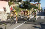 Gara ciclismo 56a Milano Rapallo Fotografie
