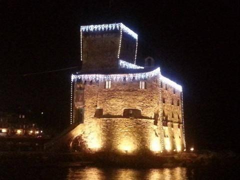 Natale 2013 a Rapallo le luci