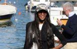 portofino Naomi Campbell