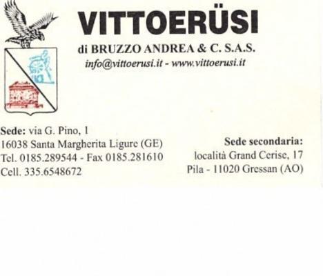 Vittoerusi Bruzzo Andrea Gressan Aosta