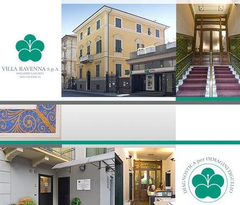 Ambulatori polispecialistici diagnostica Villa Ravenna Chiavari