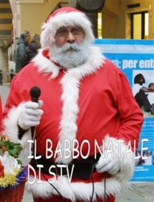 BABBO NATALE DI STV rapallo 2014