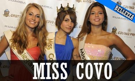 Concorso di Bellezza Miss Covo di Nord Est 2012 Elisabetta Passalacqua