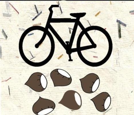 Evento a Sestri Levante la Bicicastagnata 11 Novembre 2012