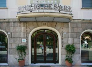 Hotel Giulio Cesare a Rapallo