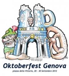 Oktoberfest a Genova dal 20 al 30 Settembre 2012