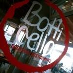 Ristorante Botticella a Sestri Levante giugno 2014