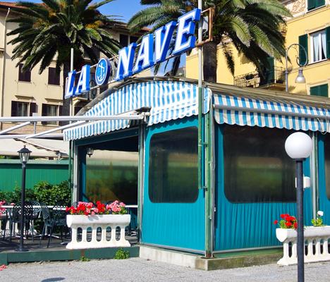 Ristorante Pizzeria La Nave a San Michele di Pagana Rapallo
