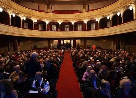 Stagione Lirica 20122013 al Teatro Cantero di Chiavari