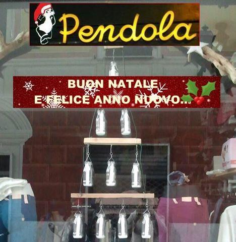 auguri natale 2013 negozio pendola rapallo