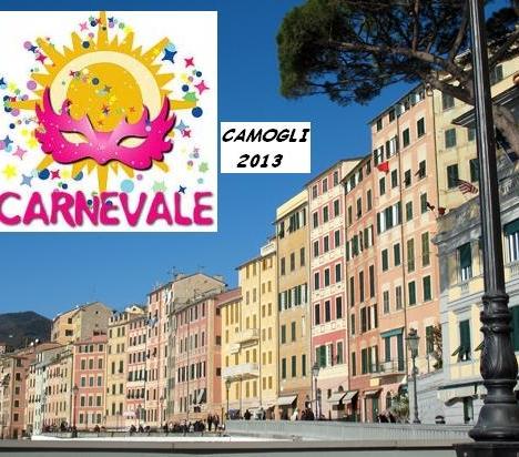 camogli carnevale 2013