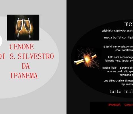 capodanno 2013 ipanema genova