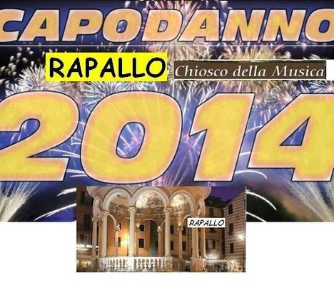 capodanno 2014 rapallo
