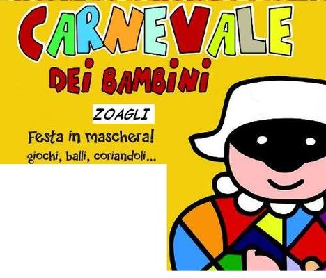 carnevale per bambini 2013 zoagli