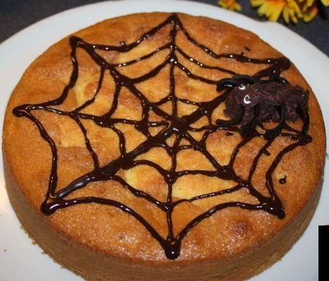 halloween 2012 torta di zucca