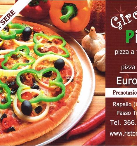 la genovese rapallo giro pizza